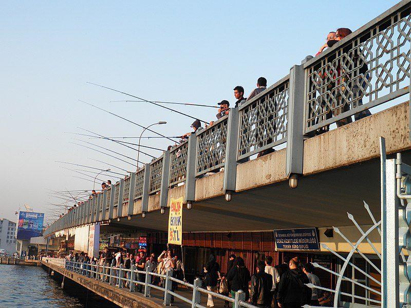 pont galata istanbul europe