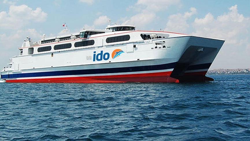 Les bateaux d'IDO