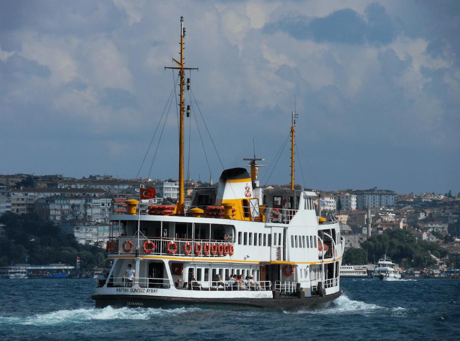 croisière sur le bosphore à istanbul 1