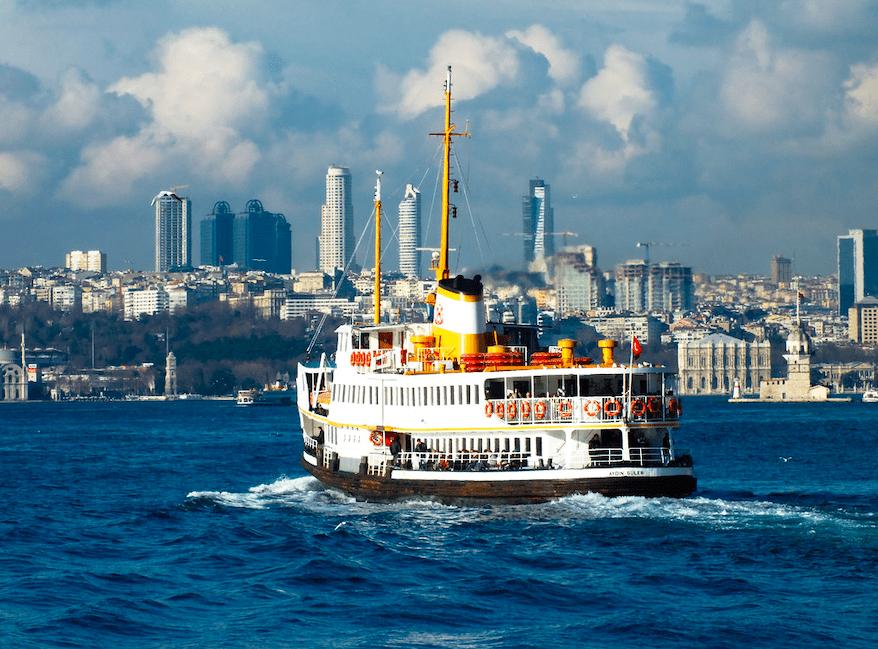 croisière sur le bosphore istanbul 1